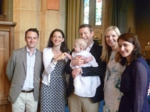 Alice, Parents and Godparents